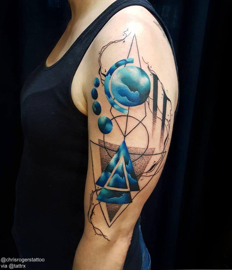 tendencias para tatuagem 2021 3 mixed