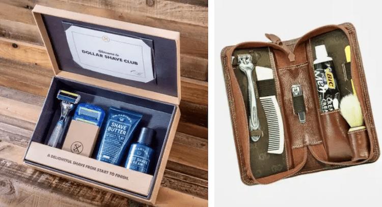 Dia dos Pais: Kits de barbear