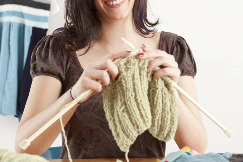 tricô facil curso gratuito iniciantes