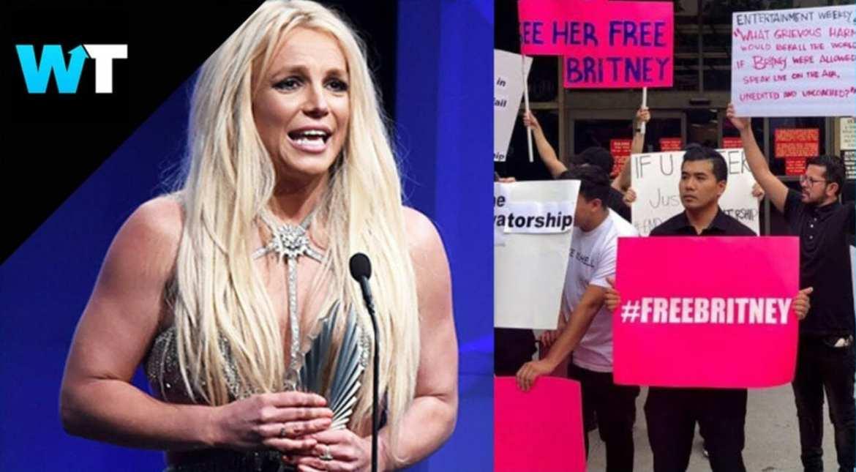 Britney e o movimento #freebritney