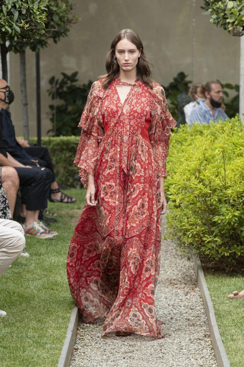 semana de moda digital de Milão 2020