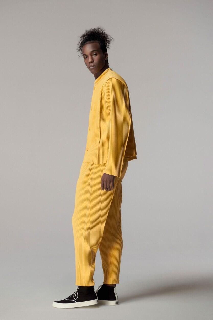 simplicidade sofisticada Milano Digital Fashion Week 2020 issey
