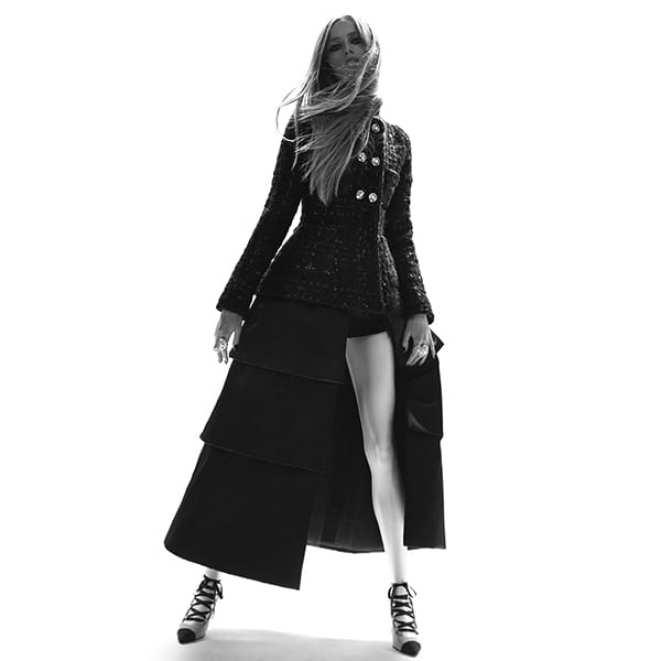 Chanel - Punk rock na alta costura?