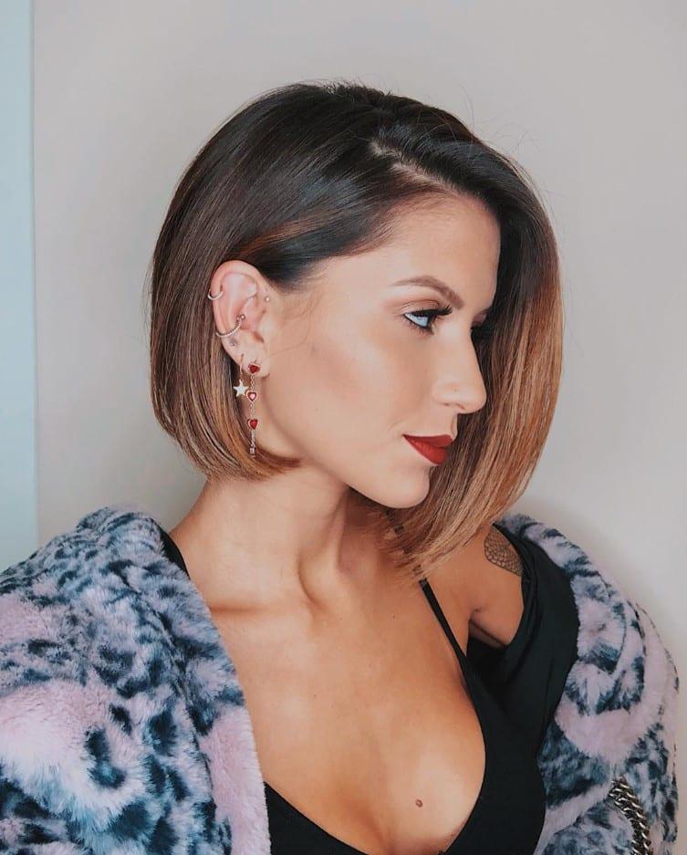 chanel de bico Giordana Serrano