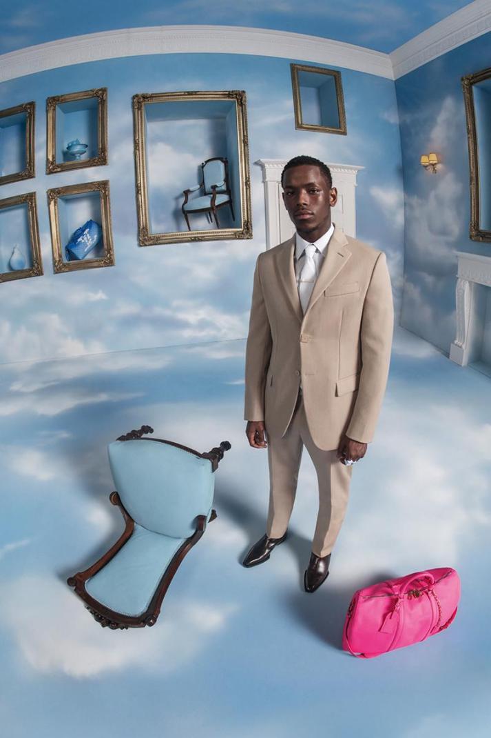 A campanha masculina de inverno 2020 da Louis Vuitton 4