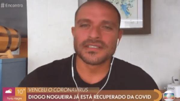 Diogo Nogueira está curado da Covid-19