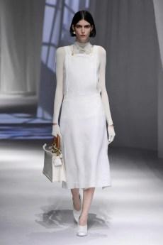 vestido branco de verão coleção