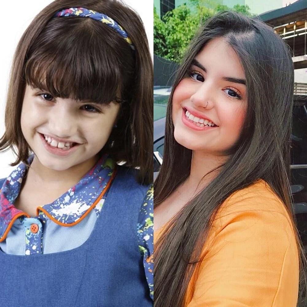 Antes e depois de Carol Chamberlain