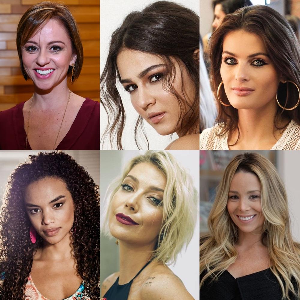 Mulheres participantes do dança dos famosos 2020