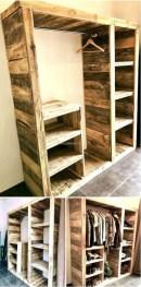 Closet masculino madeira demolição 6856
