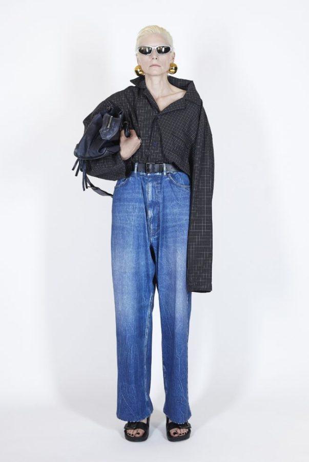 Balenciaga jeans 2022