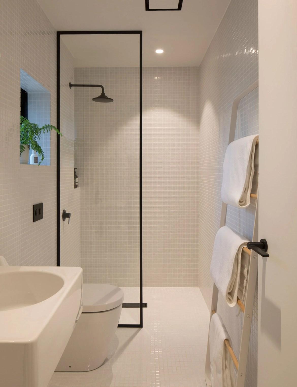 Banheiro delicado