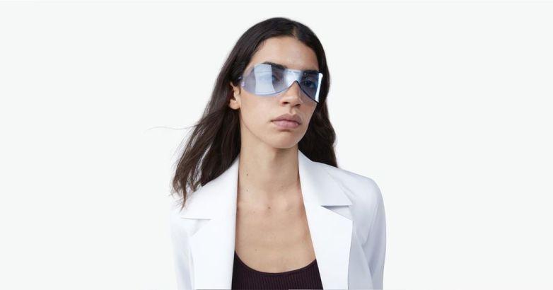 óculos de sol coperni