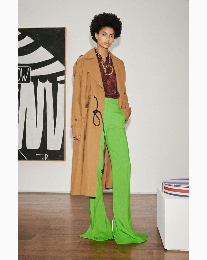calça feminina verde 2021