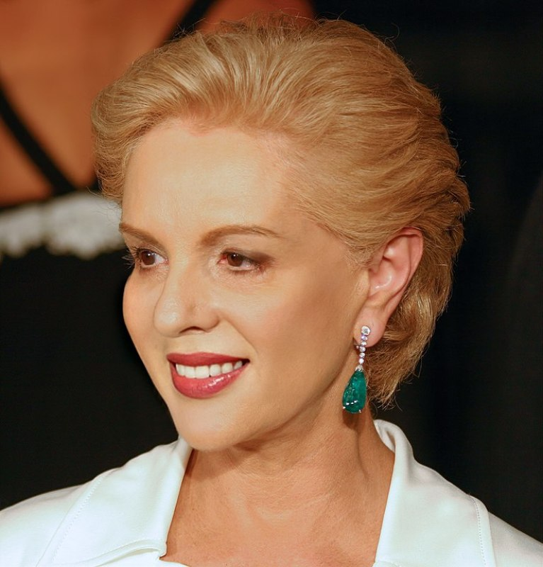 Carolina Herrera, 2007.