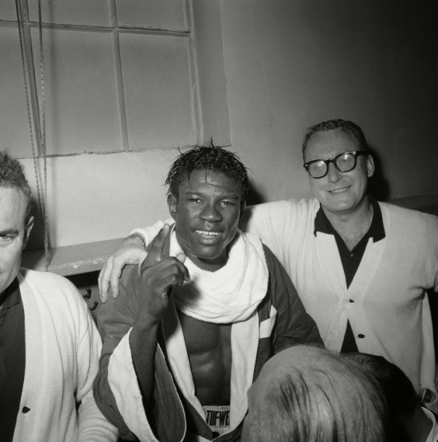 boxeador bissexual em 1964