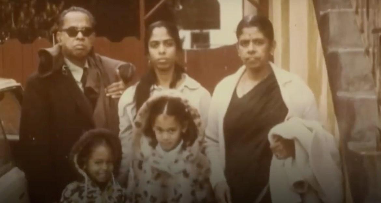 Família de Kamala Harris