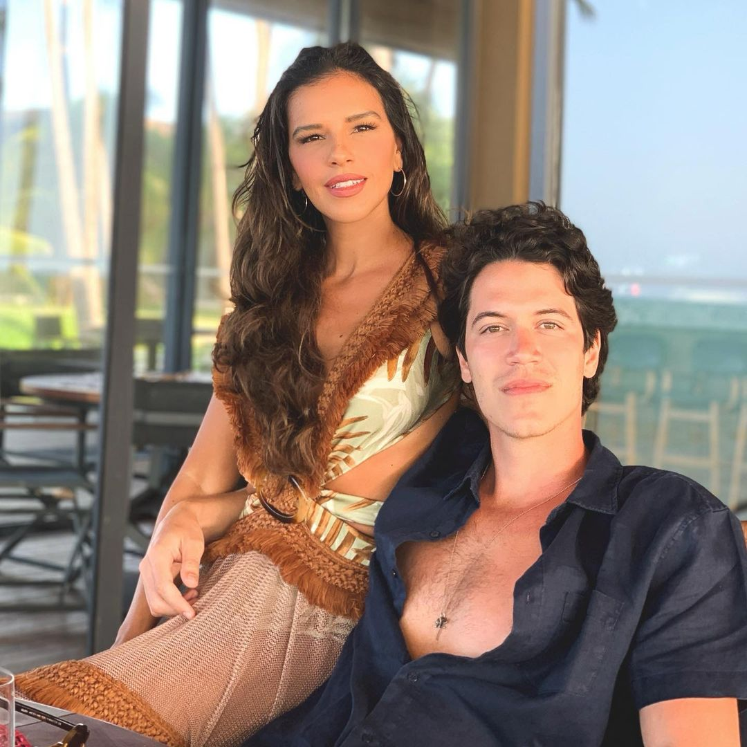 Lucas Kalil e Mariana Rios se separam.