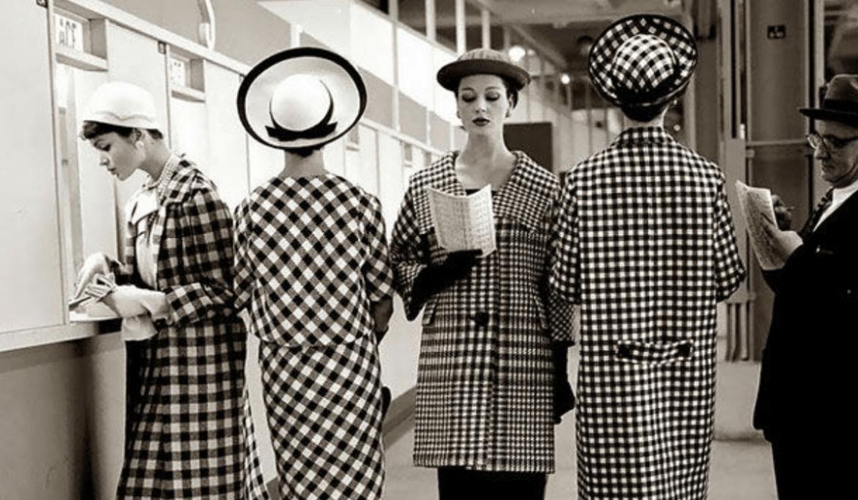 mulheres de 1950