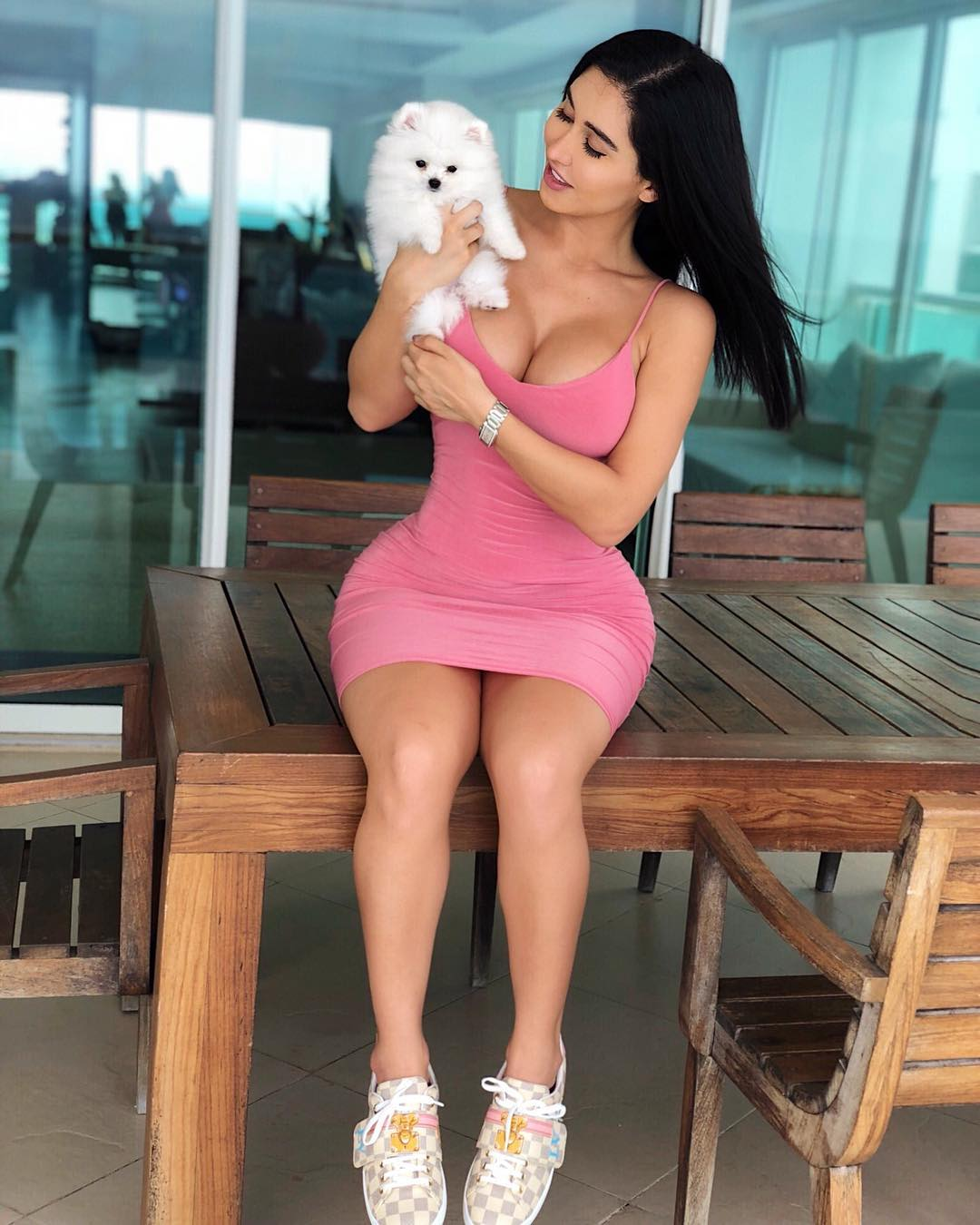 Joselyn Cano.