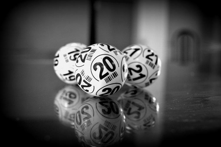 bolas para sorteio com números seguidos