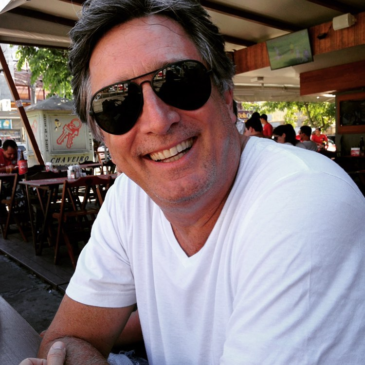 Artista Eduardo Galvão, luto na Globo.