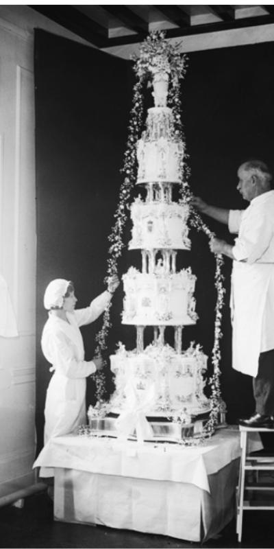 Duque de Kent e Princesa Marina da Grécia e Dinamarca (1934)