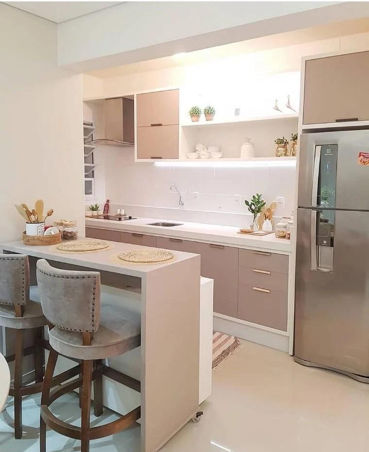 Cores para apartamento pequeno claras