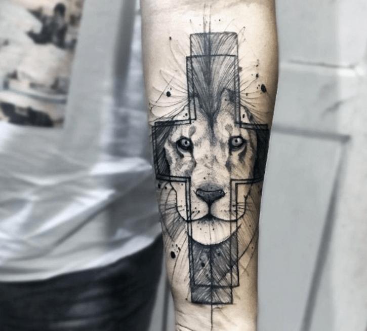 leão cruz