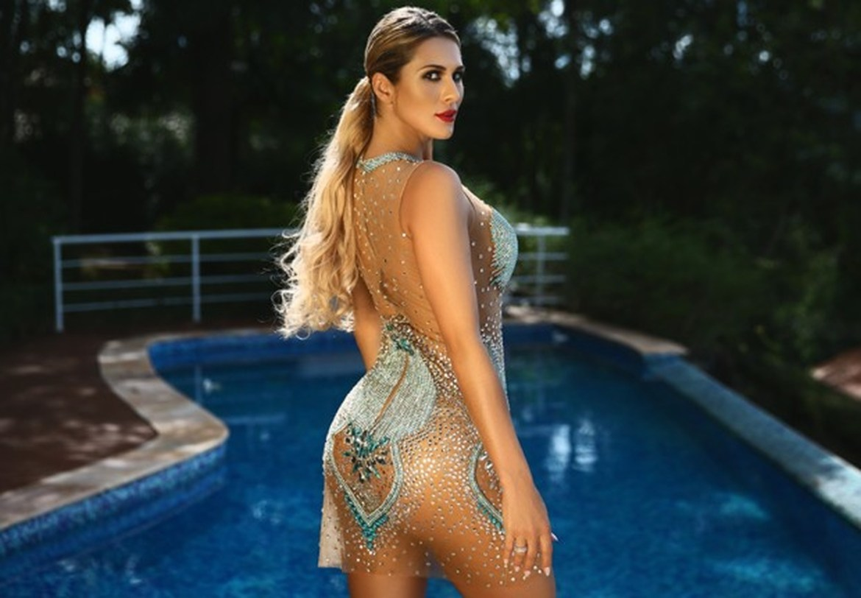 Lívia Andrade é cotada para o BBB21