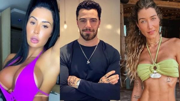Gracyanne Barbosa, Felipe Titto e Gabriela Pugliesi estão entre os possíveis participantes do Camarote