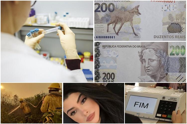 retrospectiva 2020 no Brasil