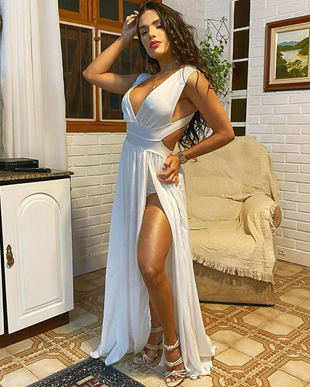Kedma Oliveira.