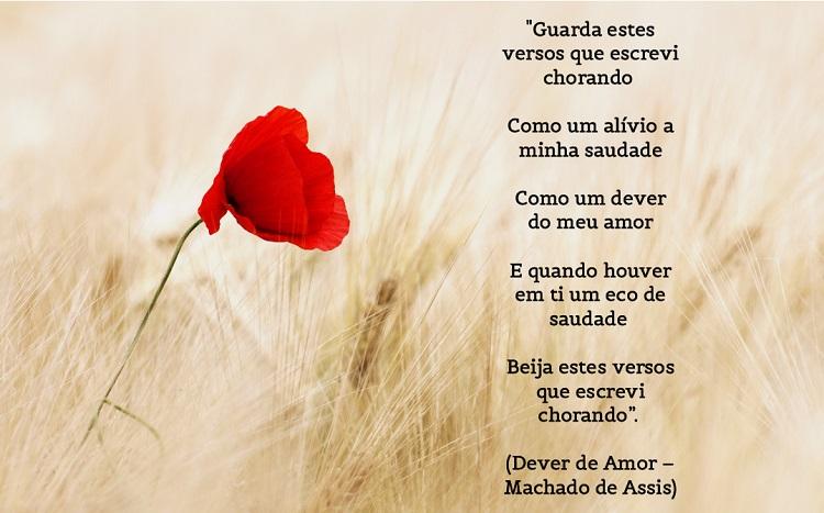 poemas de saudade