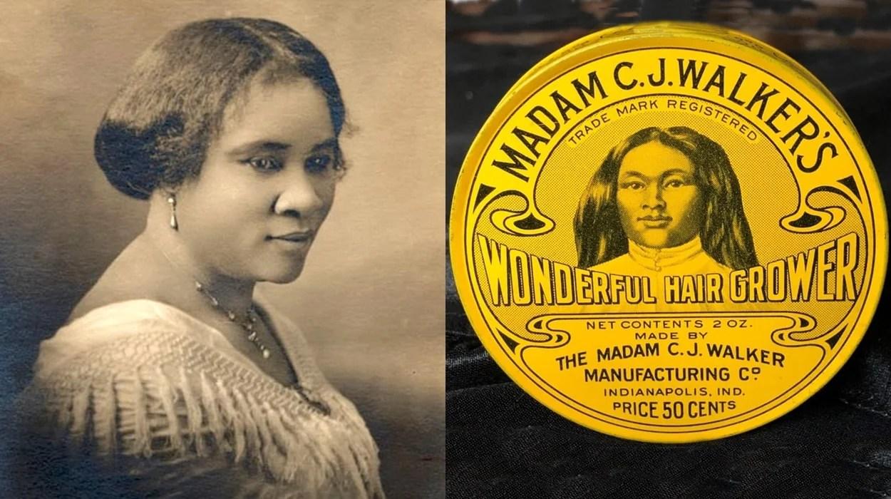 Madam C. J. Walker's.