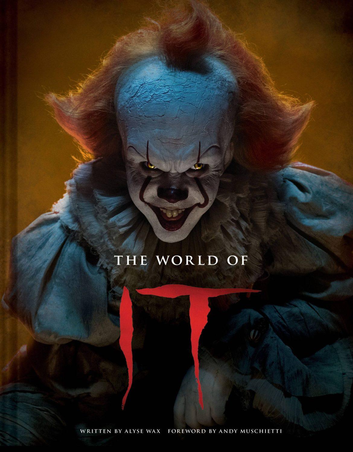 It: A coisa, capa da filmologia.