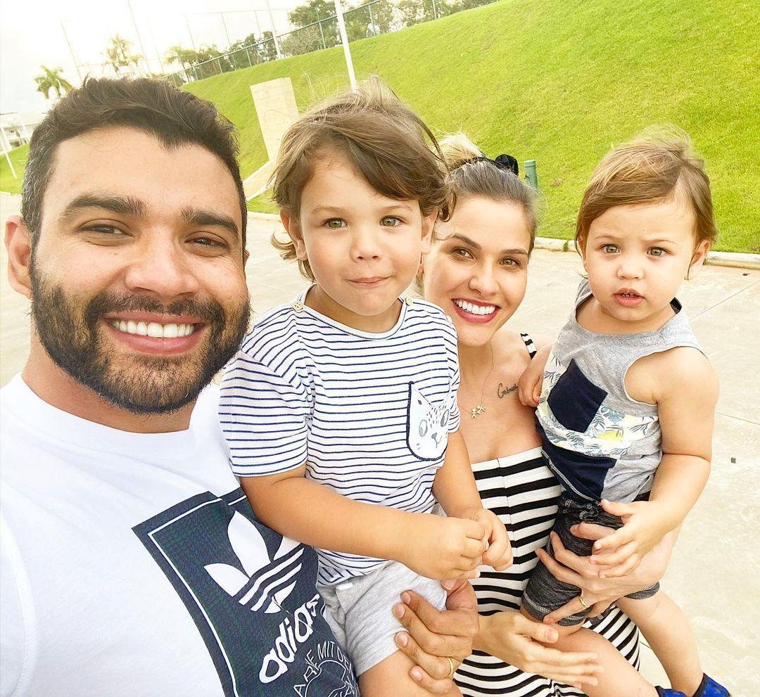 Família de Gusttavo Lima.