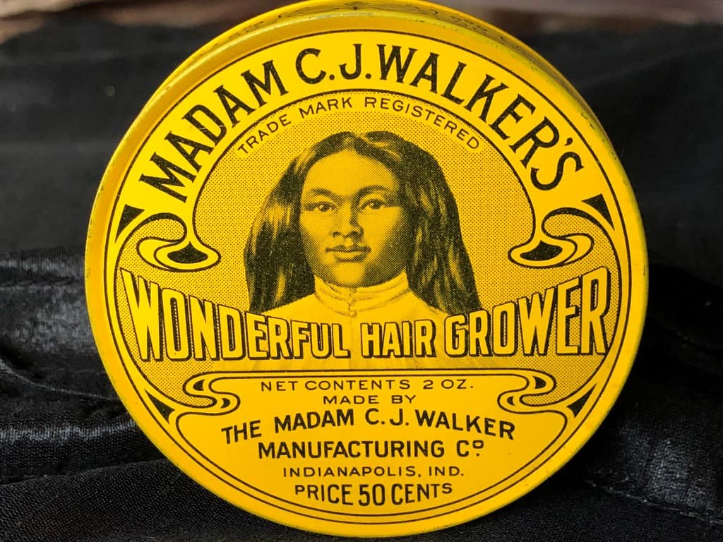 Wonderful hair grower - Madam C. J. Walker's.