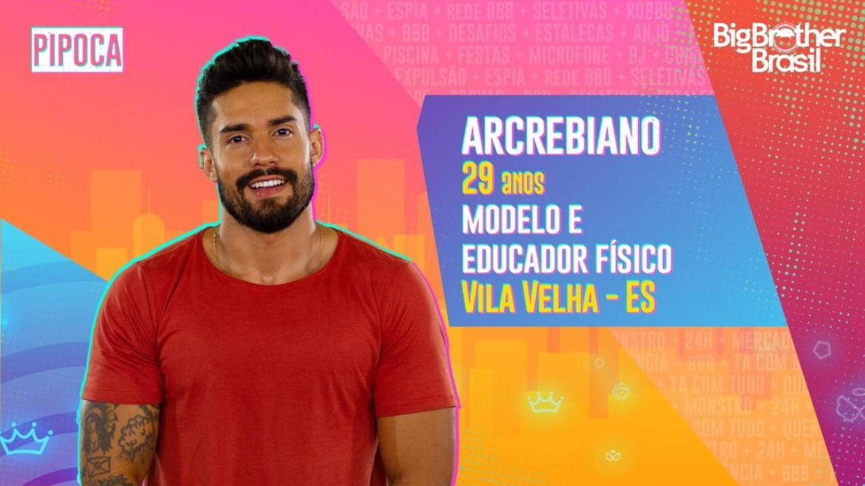 Arcrebiano do BBB21 - Globo