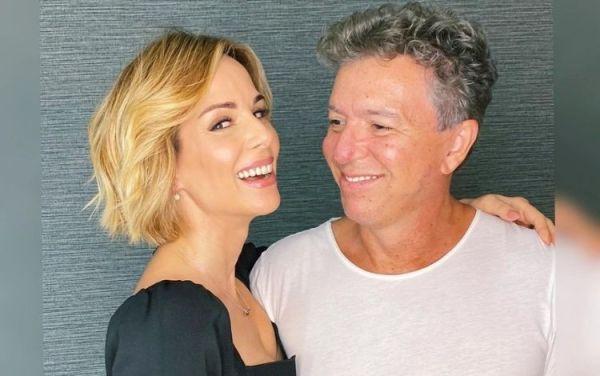 Ana Furtado e Boninho, diretor do BBB21 - Reprodução