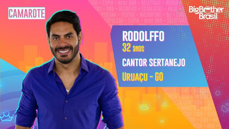 Rodolffo, BBB21