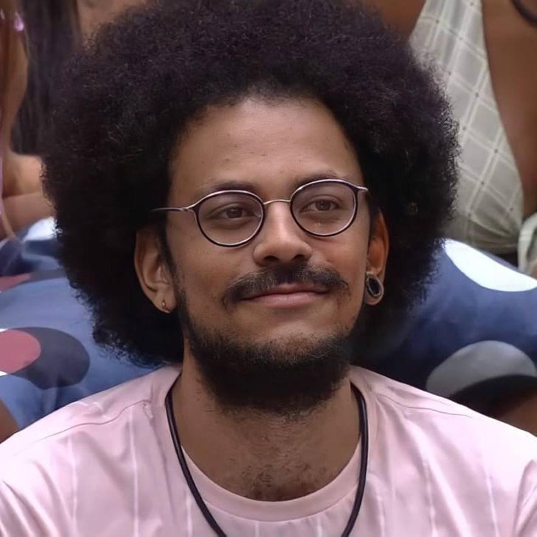 João Luiz, brother do BBB 21.