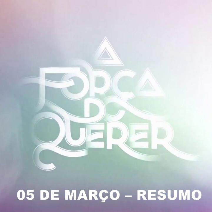 """Resumo novela """"A Força do Querer""""."""