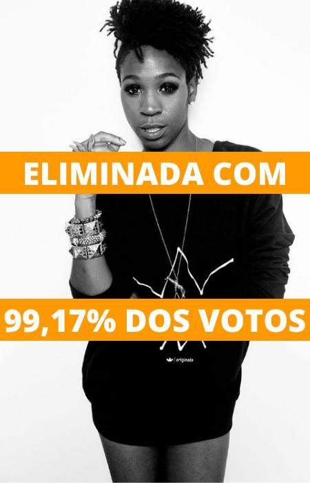 Karol Conká é eliminada com a maior rejeição da história do BBB 21: 99,17% dos votos