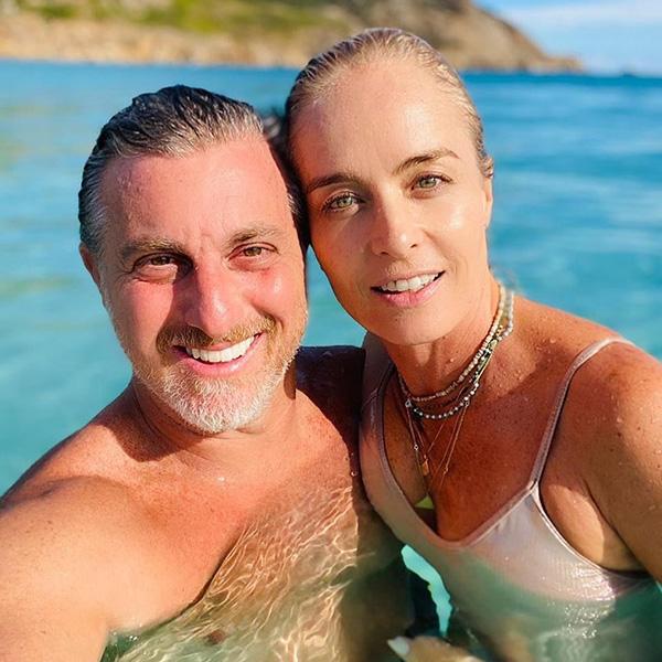 Casais famosos: Angélica e Luciano Huck