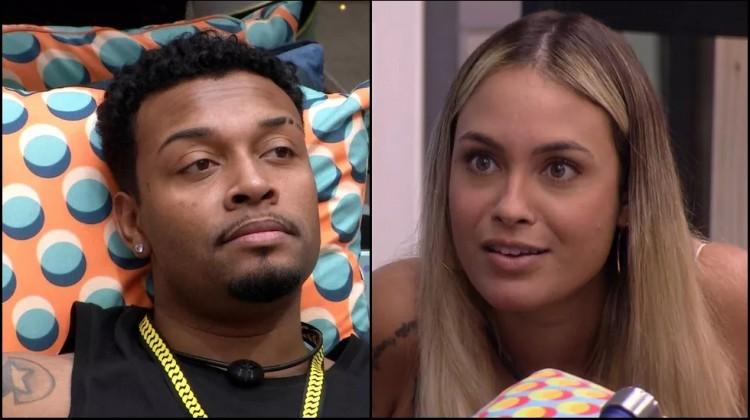 Nego Di garante que derrotará Sarah no Paredão do BBB21 - Globo
