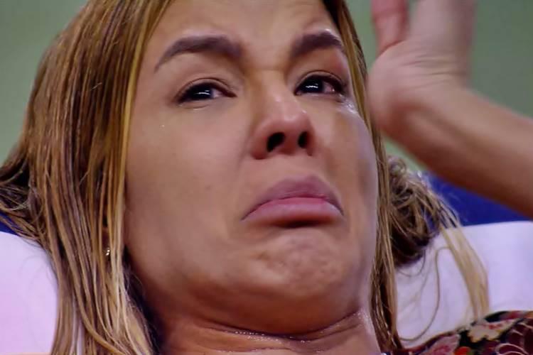 Kerline foi a primeira eliminada do BBB21 - Globo