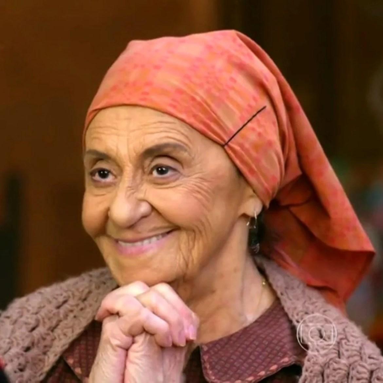 Veridiana (Laura Cardoso).