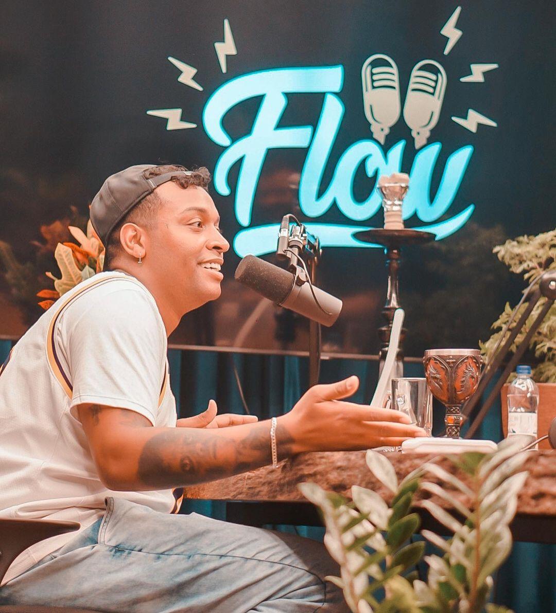 Flow Podcast com Nego Di.