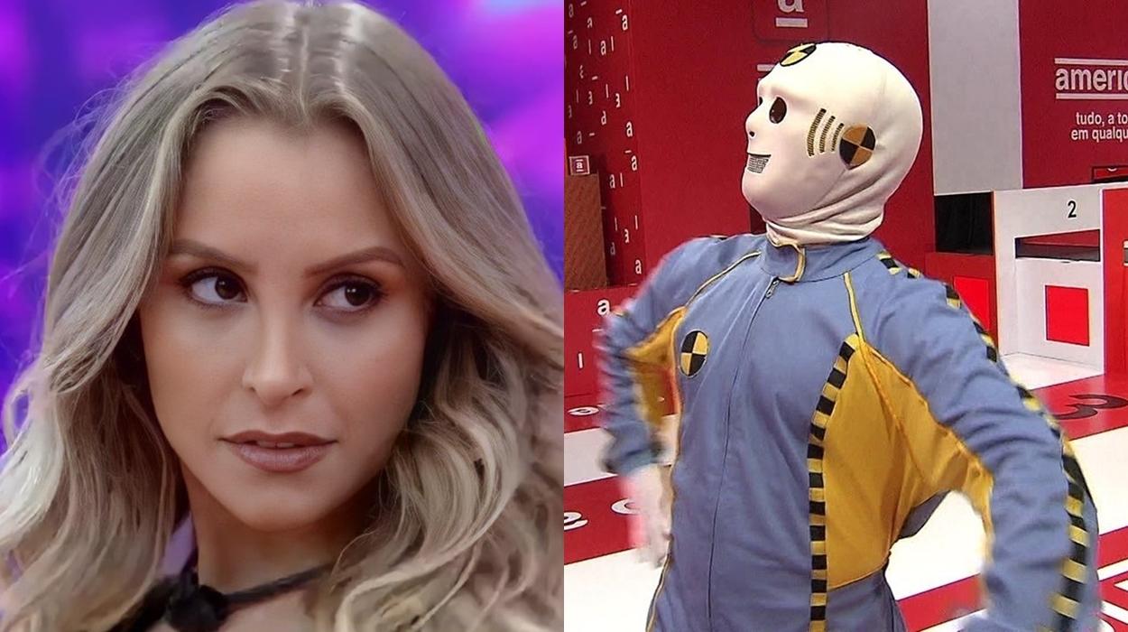 Carla Diaz/Dummy/BBB21.